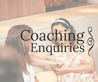 Coaching enquiries