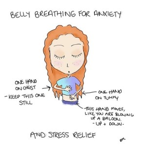 How beautiful is this illustration by journeytowellness ? Its ahellip