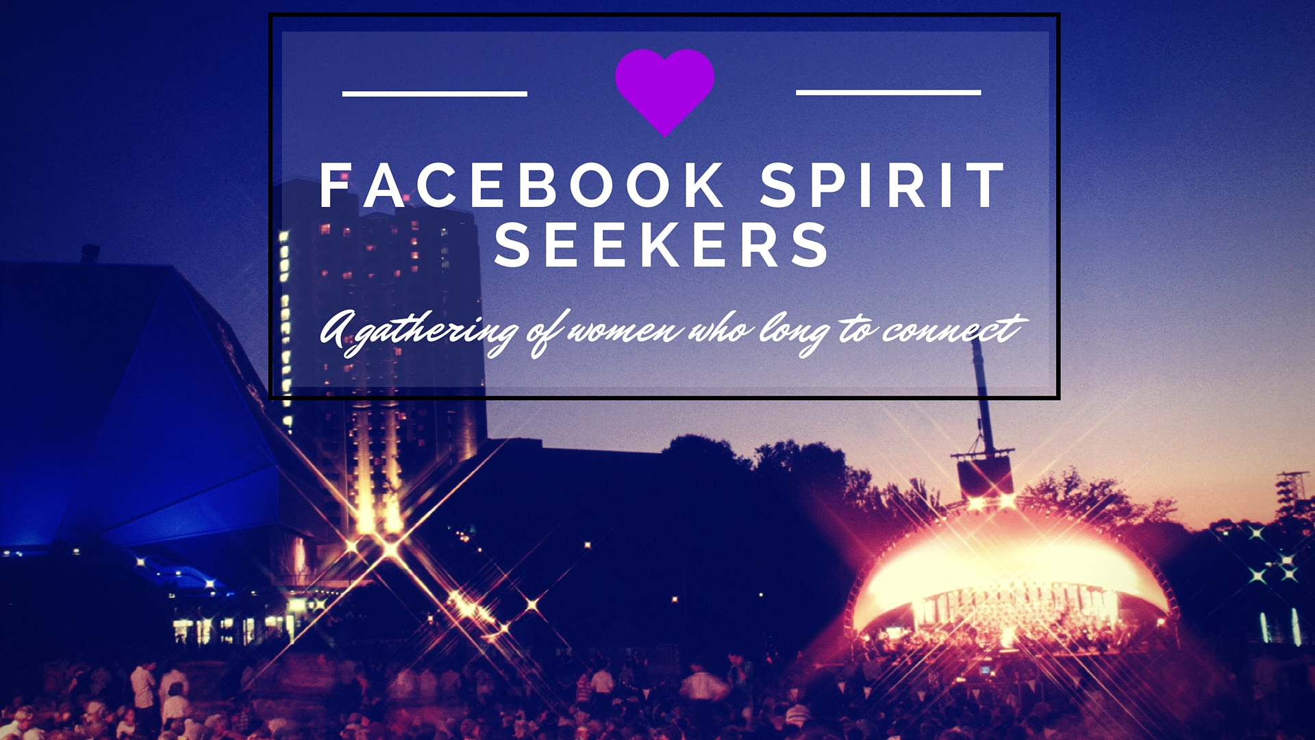 Facebooke Spirit Seekers